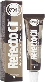 RefectoCil Eyelash & Eyebrow Tint 15ml 3 Natural Brown