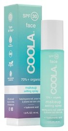 Coola Face Makeup Setting Spray SPF30 44ml