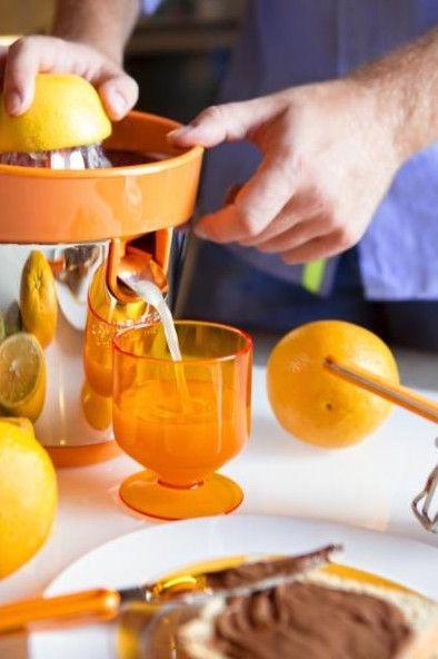 ViceVersa Tix Citrus Juicer Orange 16622