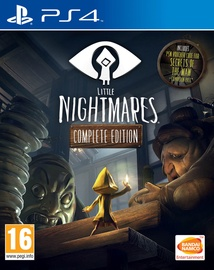 Игра для PlayStation 4 (PS4) Little Nightmares Complete Edition PS4