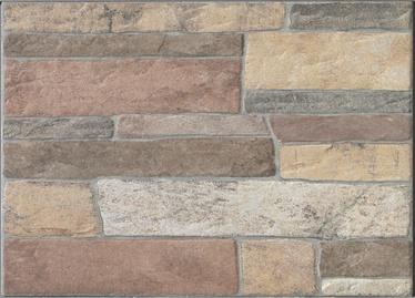 Keraminės sienų plytelės Muretto Variopinito, 48 x 34 cm