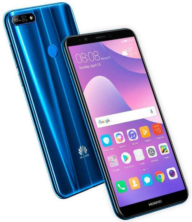 Huawei Y7 2018 16GB Blue