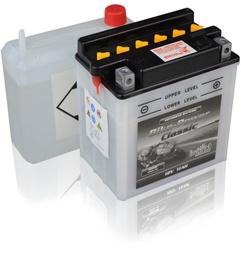 Аккумулятор IntAct CB10L-A2, 12 В, 11 Ач, 90 а