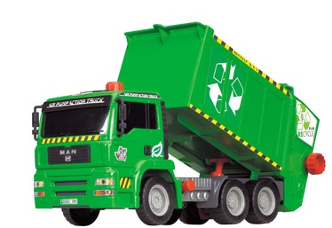 Dickie Toys Air Pump Garbage Truck 3805000