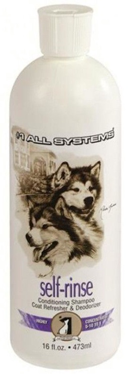 #1 All Systems Self Rinse Conditioning Shampoo 500ml