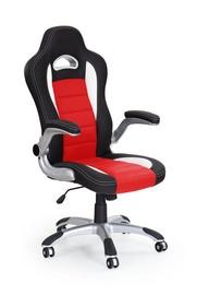 Biroja krēsls Halmar Lotus Black/Red
