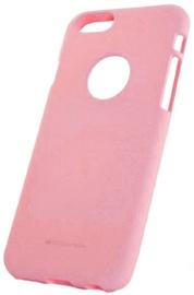 Mercury Soft Surface Back Case For Samsung Galaxy J3 J320F Pink