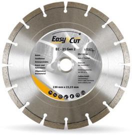 Cedima EC-21 Diamond Cutting Disc 125x22x2.1mm