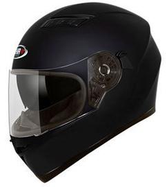 Shiro Helmet SH-600 Monocolor Matt Black L