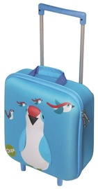 Oops Bird 3D Mini Trolley Suitcase