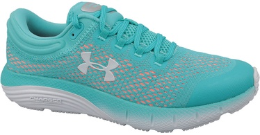 Under Armour Womens Charged Bandit 5 3021964-301 Blue 40.5
