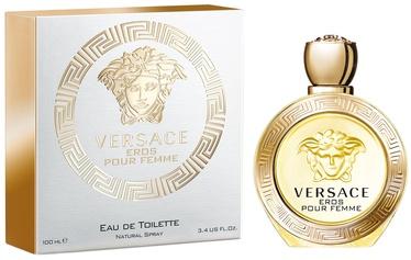 Tualetinis vanduo Versace Eros Pour Femme 100ml EDT