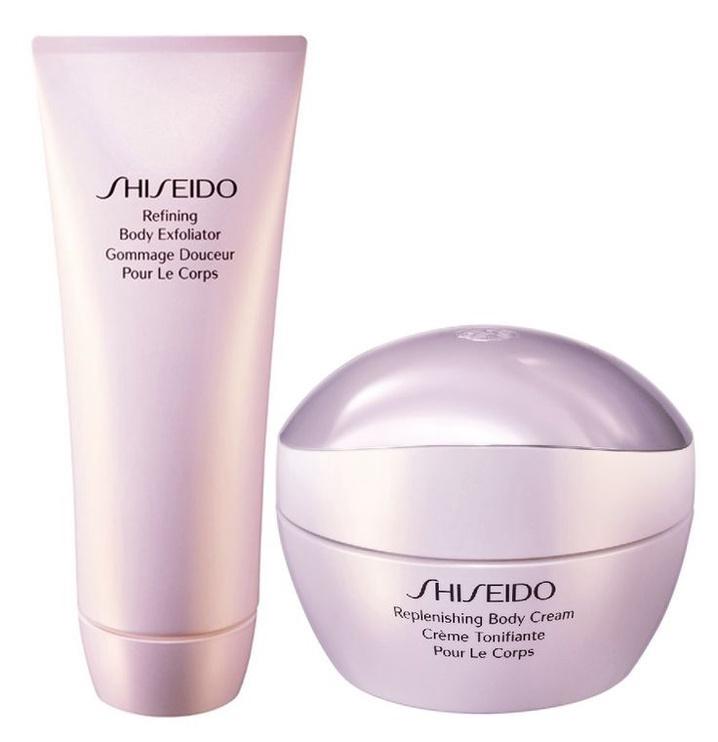 Скраб для тела Shiseido Refining, 250 мл