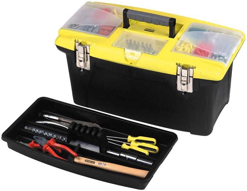 "Stanley Jumbo Tool Box 19"""