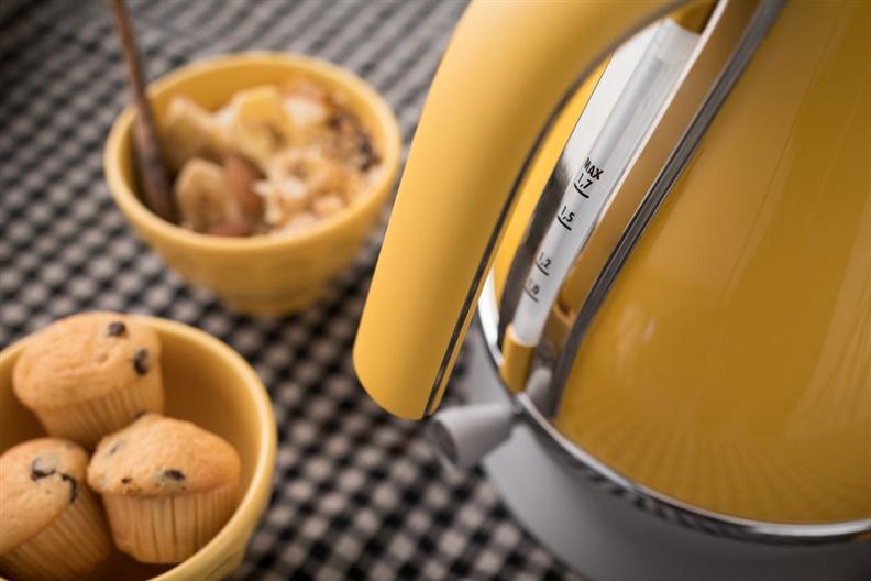 Электрический чайник De'Longhi KBOC2001.Y, 1.7 л