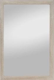 Spogulis Spiegel Profi Kathi Sonoma Oak, stiprināms, 48x68 cm