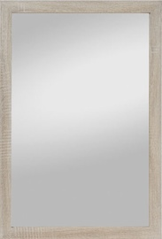 Peegel Spiegel Profi Kathi Sonoma Oak, riputatav, 48x68 cm