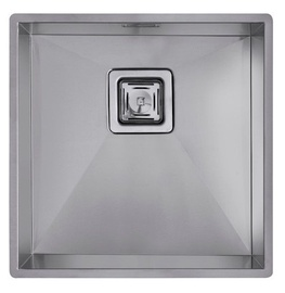 Teka Square 40/40 Sink Stainless Steel