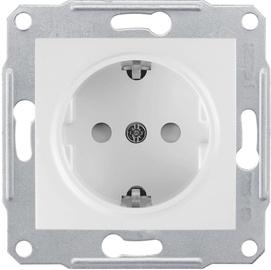 Kištukinis lizdas Schneider Electric Sedna SDN3000121, baltas, 1 vnt.