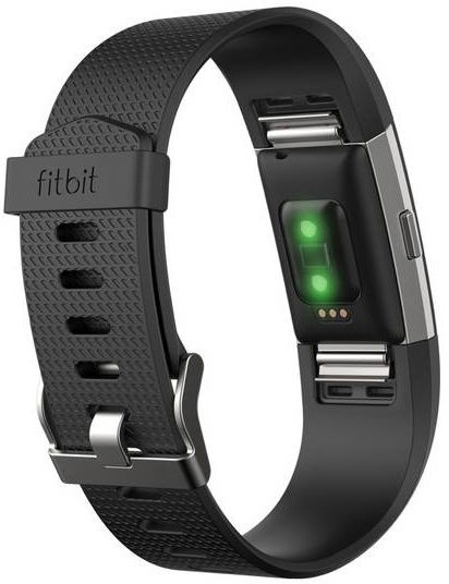 Fitbit Charge 2 Small Black/Silver