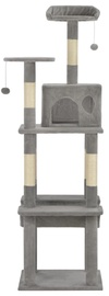 Когтеточка для кота VLX Cat Tree, 500x500x1650 мм