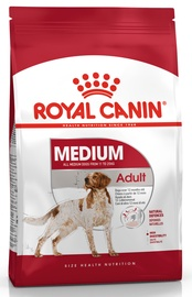 KOERATOIT ROYAL CANIN MEDIUM ADULT 4KG