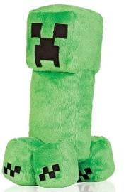 Pliušinis žaislas Jinx Minecraft Creeper 71225AYK/C, žalias, 30 cm