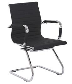 Apmeklētāju krēsls Signal Meble Q-123 Black