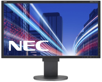 "Monitorius NEC EA223WM Black, 22"", 5 ms"