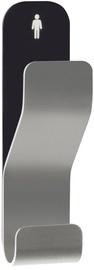 Spirella Hook Anobile Lui 3x11cm Stainless Steel