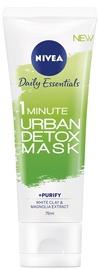 Nivea Essentials 1 Minute Urban Detox Mask 75ml