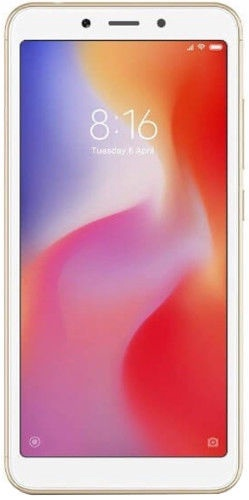 Mobilusis telefonas Xiaomi Redmi 6 Dual, 32GB