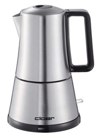 Cloer Espresso Coffee Maker 5928 Silver