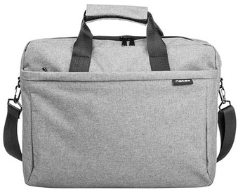 Natec Mustela Laptop Bag 15.6 Grey