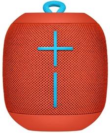 Belaidė kolonėlė Logitech Ultimate Ears Wonderboom Bluetooth Speaker Series Fireball Red