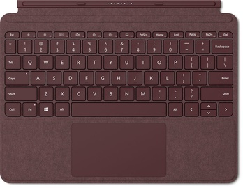 Microsoft Surface Go Type Cover Commercial Burgundy KCT-00053