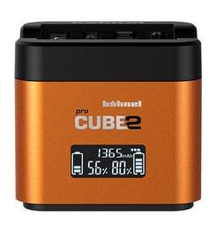 Зарядное устройство для батареек Hähnel ProCube 2 Charger For Sony Orange