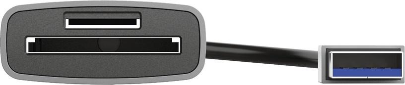 Trust Dalyx USB 3.2 Card Reader Grey