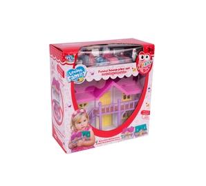 Žaislinis lėlių namas