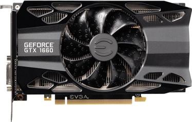 EVGA GeForce GTX 1660 XC Black Gaming 6GB GDDR5 PCIE 06G-P4-1161-KR