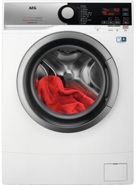 AEG Washing Machine L6SE47SE White