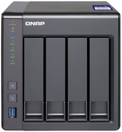 QNAP Systems TS-431X2-8G 4-Bay NAS