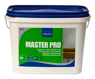 Tapetų klijai Kiilto Master Pro, 15 L