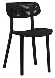 Home4you Chair Novella Black 30013