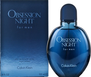 Tualetinis vanduo Calvin Klein Obsession Night 125 ml EDT