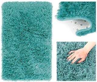 Paklājs AmeliaHome Karvag, zila, 80x50 cm