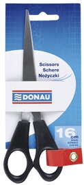 Donau Scissors 16cm Black 7922001