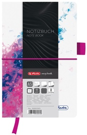 Herlitz Notebook Fashion A5 Splash Pink
