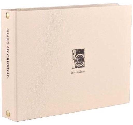 Fujifilm Instax Mini 2-Ring Gold