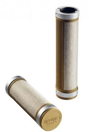Brooks England Cambium Comfort Grips 100mm And 130mm Brown